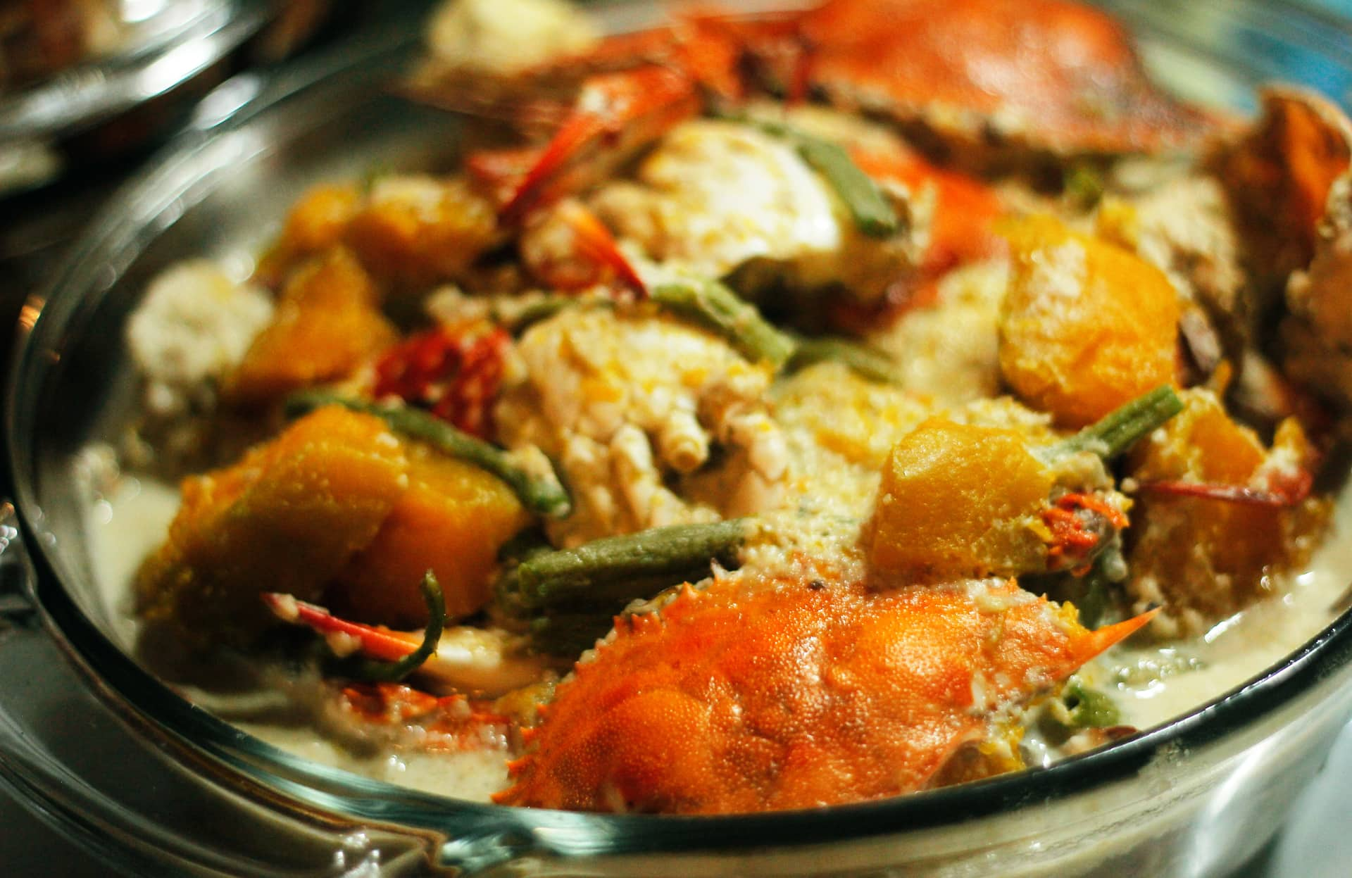 A picture of a deliciously cooked seafood